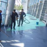 ABDİ İBRAHİM | Two Component Spray Polyurathane Water Insulation and Flooring Systems