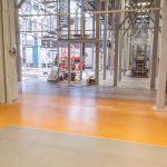 ACIBADEM HASTANESİ - ÇAMAŞIRHANE | Polyurethane Concrete Performance Floorings