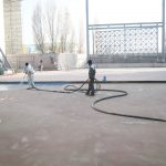 ANKARA NOTERLER BİRLİĞİ | Two Component Spray Polyurathane Water Insulation and Flooring Systems