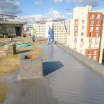 BLU PLANET RADISSON | Two Component Spray Polyurathane Water Insulation and Flooring Systems