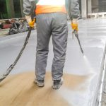 BULVAR 216 AVM | Two Component Spray Polyurathane Water Insulation and Flooring Systems