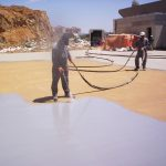 DAIHATSU - ÇEKMEKÖY | Two Component Spray Polyurathane Water Insulation and Flooring Systems