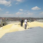 EREN HOLDİNG | Two Component Spray Polyurathane Water Insulation and Flooring Systems