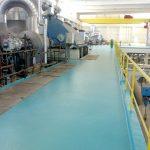 ELEKTRİK ÜRETİM A.Ş. - DOĞALGAZ ÜRETİM SANTRALİ | Epoxy Floorings