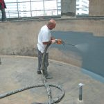 FULYA TERRACE | Two Component Spray Polyurathane Water Insulation and Flooring Systems