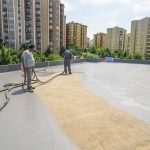 GARDEN PLANET | Two Component Spray Polyurathane Water Insulation and Flooring Systems