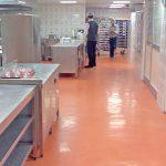 HİSAR HASTANESİ - MUTFAK | Polyurethane Concrete Performance Floorings
