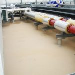 İSTİNYE PARK AVM | Two Component Spray Polyurathane Water Insulation and Flooring Systems
