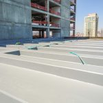 İÇTAŞ YÖNETİM BİNASI | Two Component Spray Polyurathane Water Insulation and Flooring Systems