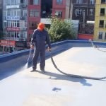 İDO KARAKÖY İSKELESİ | Two Component Spray Polyurathane Water Insulation and Flooring Systems