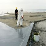 İSTANBUL AKVARYUM | Two Component Spray Polyurathane Water Insulation and Flooring Systems