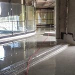 KAMPÜS OFİS | Two Component Spray Polyurathane Water Insulation and Flooring Systems