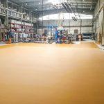 KARAT GÜÇ SİSTEMLERİ | Polyurethane Concrete Performance Floorings