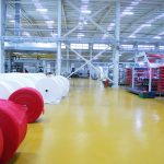 KONYA CİHANBEYLİ PANPLAST JÜT FABRİKASI | Polyurethane Concrete Performance Floorings