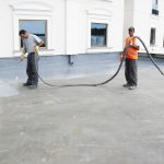 LİMAK OTEL - KAVACIK | Two Component Spray Polyurathane Water Insulation and Flooring Systems
