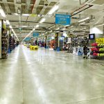 DECATHLON - MARMARA FORUM AVM | Pentra-Sil® Liquid Surface Hardener and Sealer