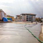 MARMARA İLAHİYAT FAKÜLTESİ | Two Component Spray Polyurathane Water Insulation and Flooring Systems