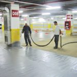 MİGROS - TEKİRDAĞ | Two Component Spray Polyurathane Water Insulation and Flooring Systems