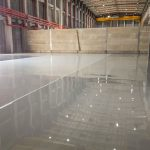 MODERN KARTON | Polyurethane Concrete Performance Floorings
