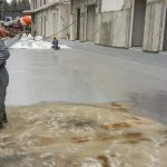 SELÇUKLU VADİ | Two Component Spray Polyurathane Water Insulation and Flooring Systems