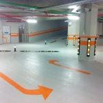 ŞİŞLİ PLAZA OFİS VE EĞLENCE MERKEZİ | Industrial Polyurethane Floorings