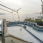 SWISS HOTEL | Two Component Spray Polyurathane Water Insulation and Flooring Systems