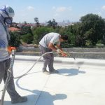 VAKKO | Two Component Spray Polyurathane Water Insulation and Flooring Systems