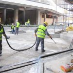 ZORLU CENTER | Two Component Spray Polyurathane Water Insulation and Flooring Systems